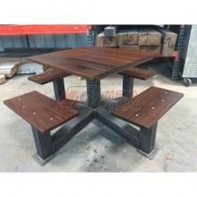 Как выбрать дачный столик