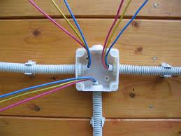 монтаж электрической системы