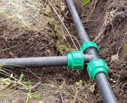 Как сделать на даче водопровод
