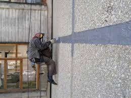 Заделка фасадных швов